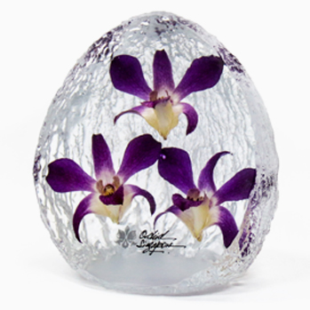 Paperweights. Browse Collection. Singapore orchids gifts