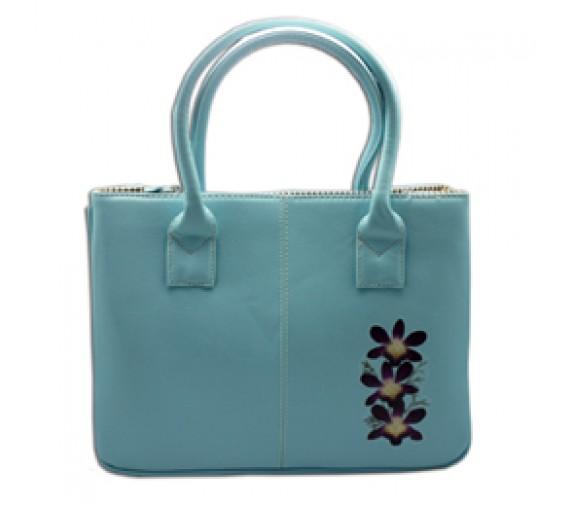 Handbag - Baby Blue
