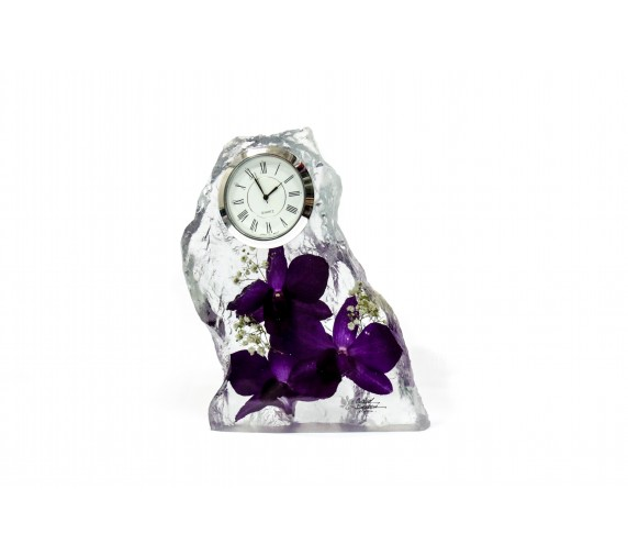 Paperweight Clock Large