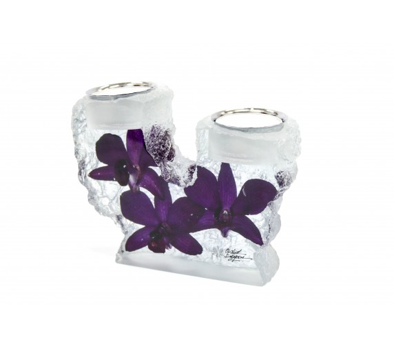 Paperweight Double Tea Light