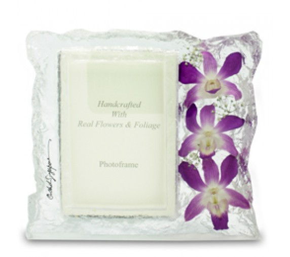 Orchid Photoframe 3R