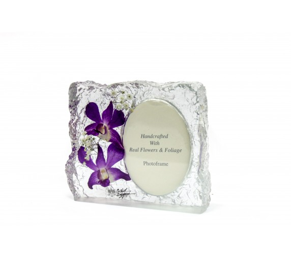 Orchid Photo frame