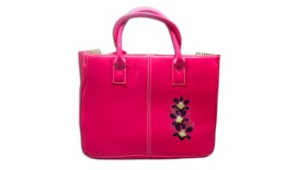 Handbag - Shocking Pink