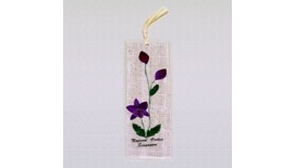 Orchid Bookmark O/R