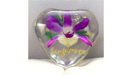 Paperweight Heart 3D