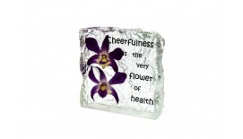Paperweight Blooms of Blessing